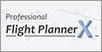 Professional Flight Planner X logo