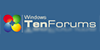 Windows 10 Forums logo